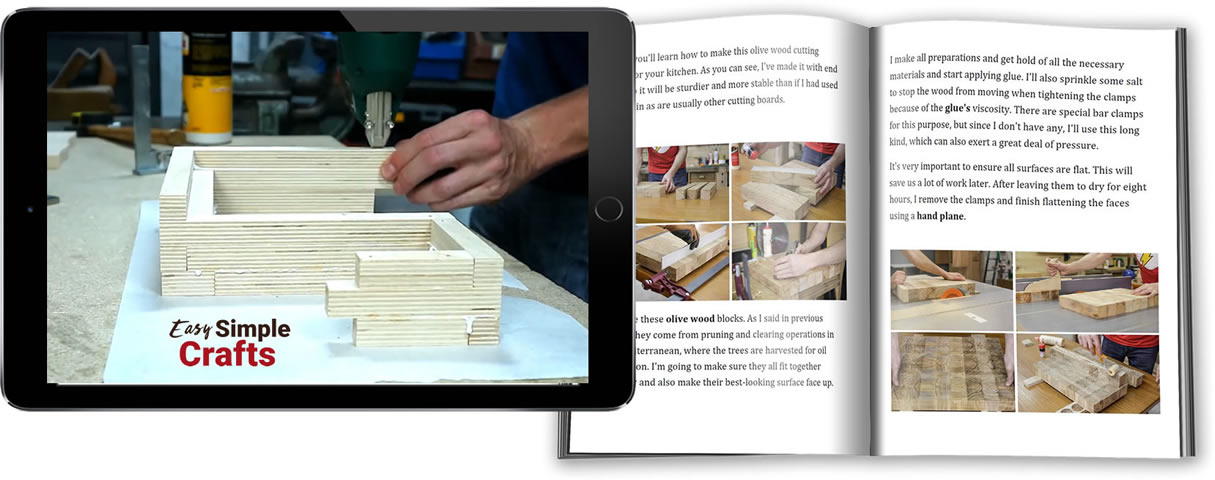 woodworking videos how to plans
