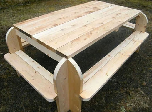 outdoor bench 4 seat